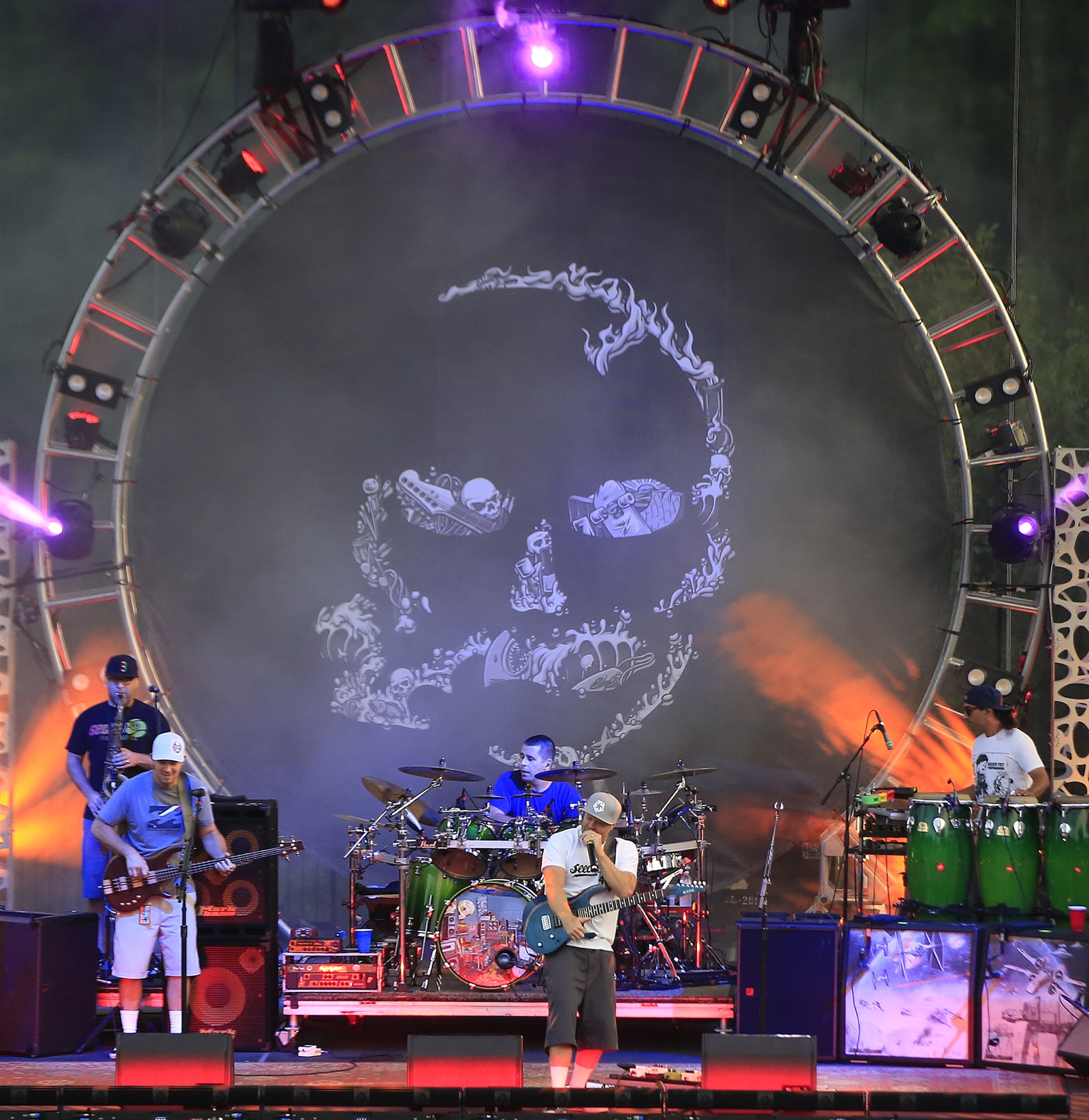 Slightly Stoopid performs at Artpark on July 27.