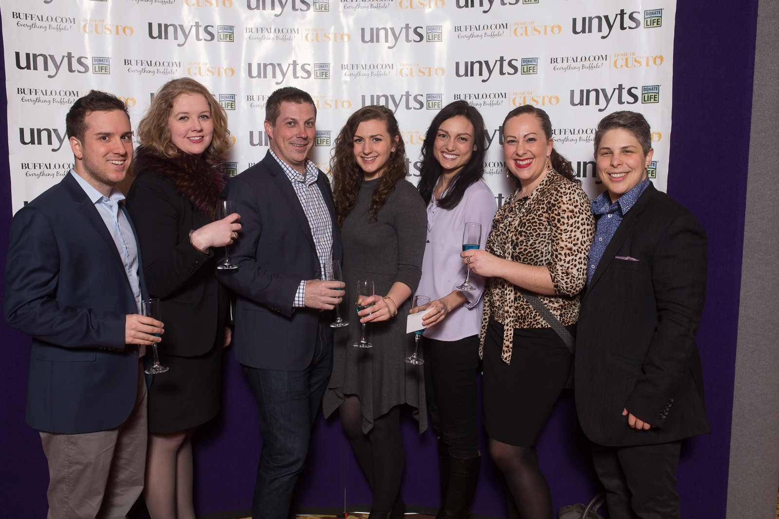 From virtual reality to fortune-telling to joining the circus and getting a tattoo, Upstate New York Transplant Services (UNYTS) Bucket List Bash helped attendees cross items off their bucket lists on Friday, April 7, 2017 in Statler City.