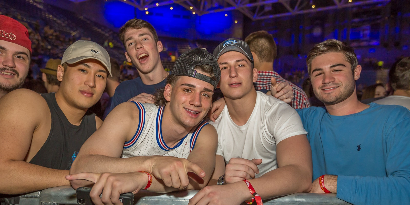 University at Buffalo students celebrated the tail-end of the school year at Springfest, featuring Wiz Khalifa, Zara Larsson and Hippie Sabotage on Friday, April 28, 2017 in Alumni Arena on North Campus. The concert was not open to the general public for the first time.