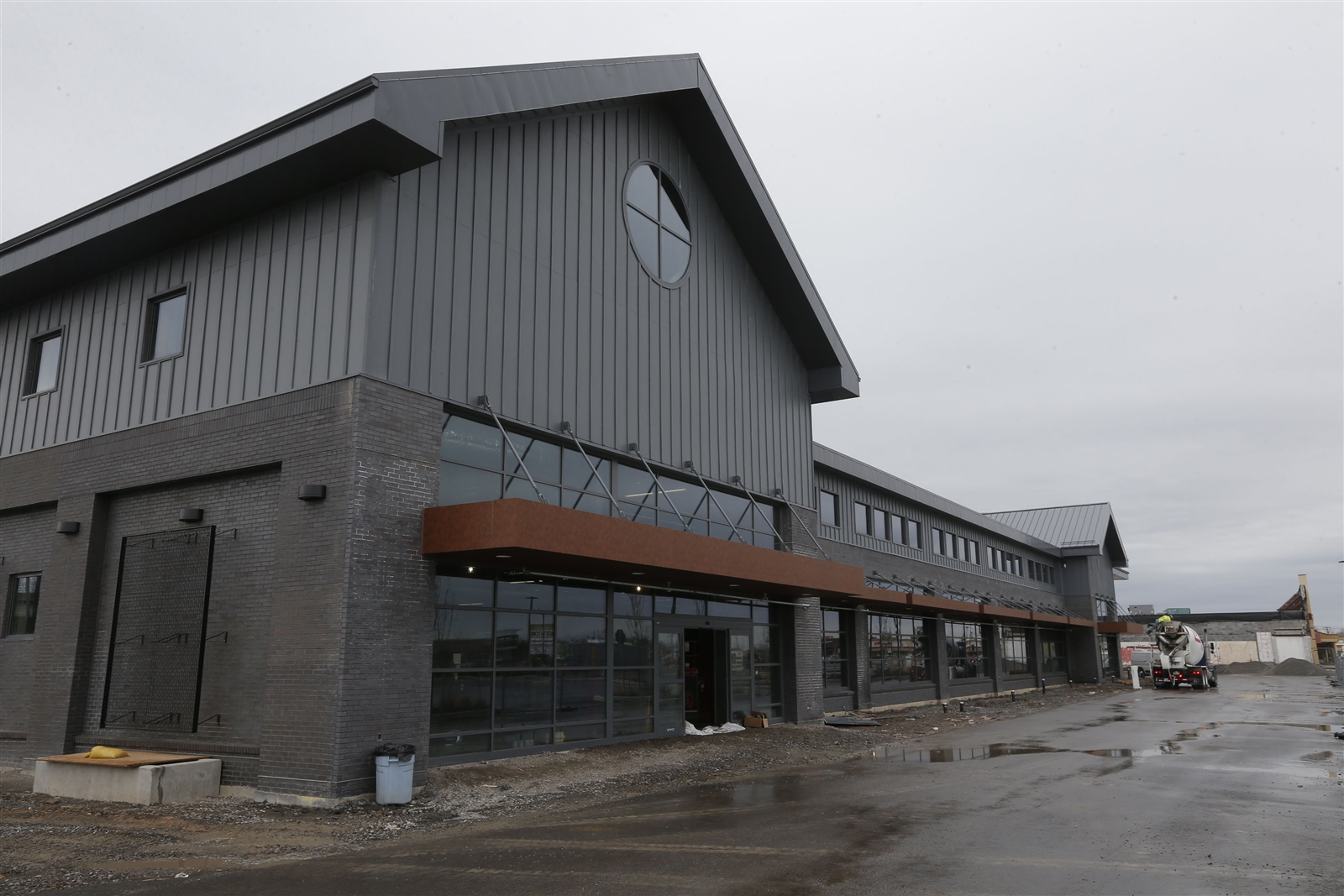 The new Whole Foods at Northtown Plaza is nearly ready to open.
