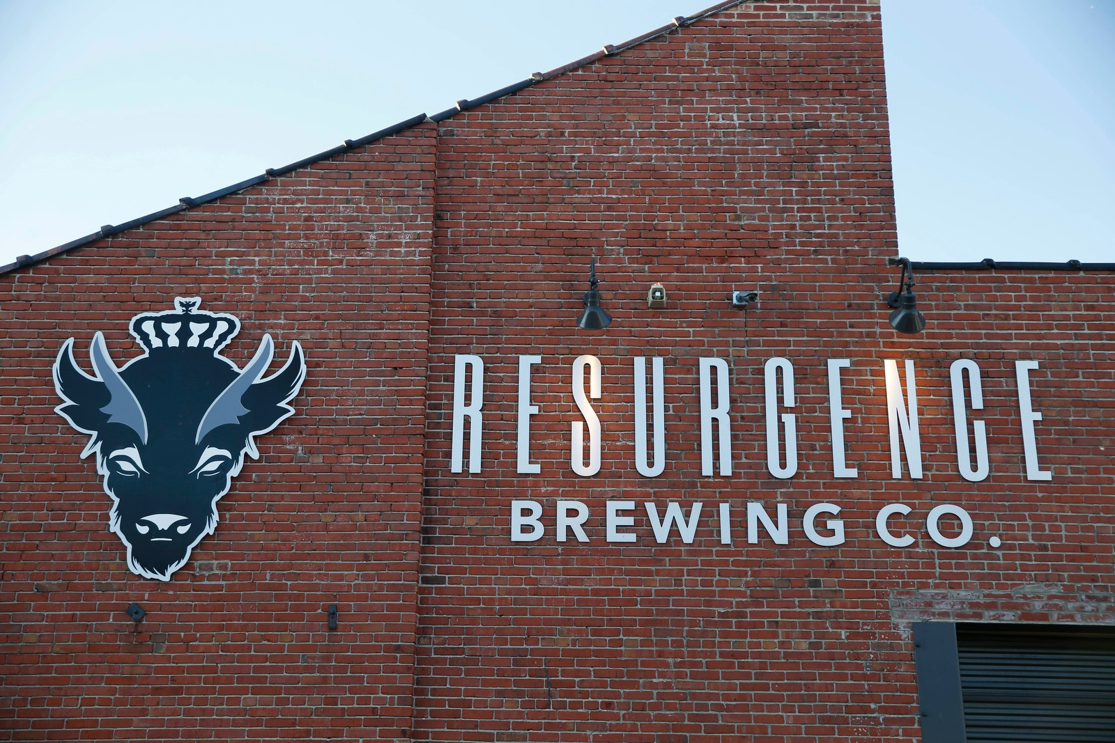 Resurgence is housed in a building on Niagara Street that was once a warehouse.