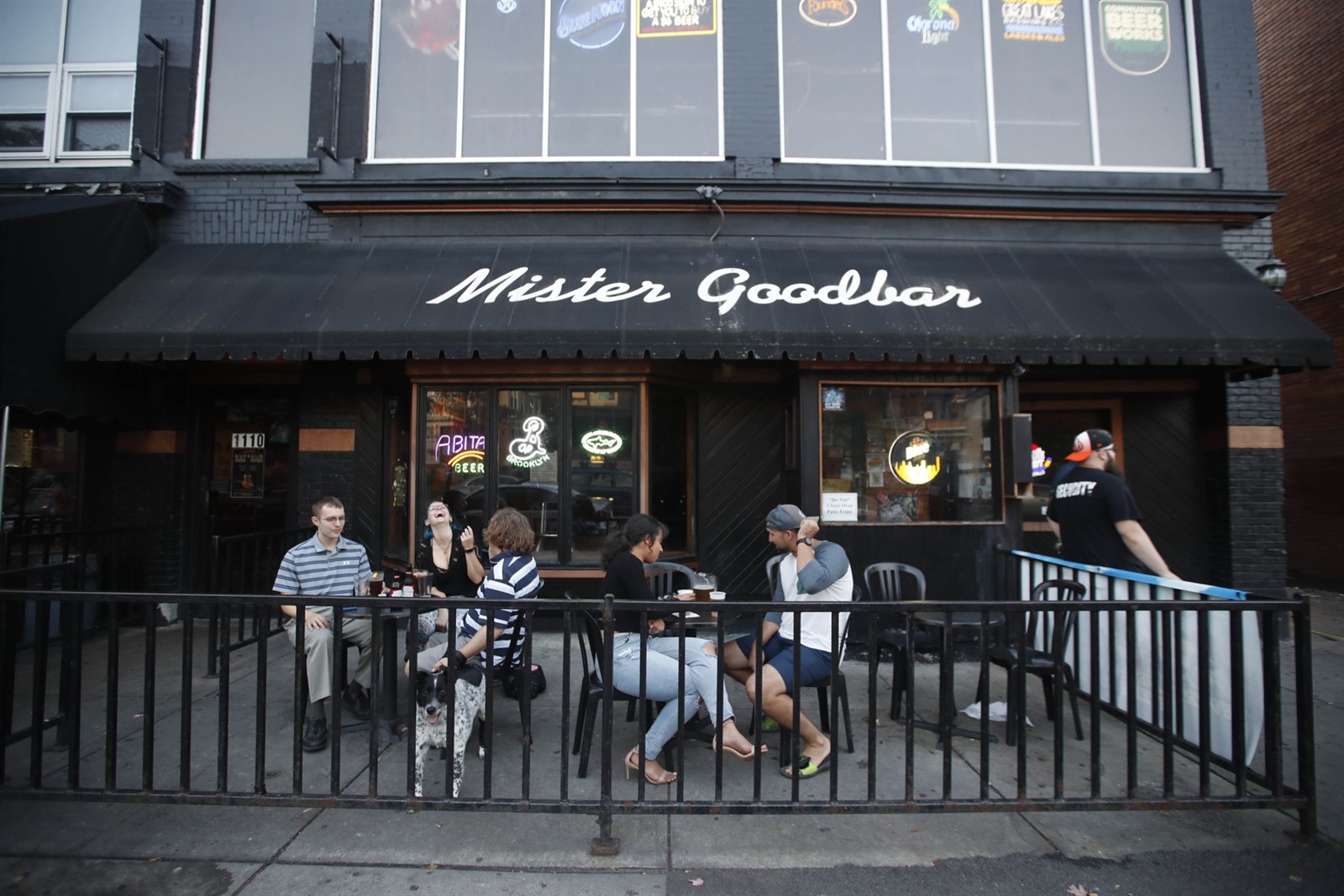 Mister Goodbar is at 1110 Elmwood Ave..