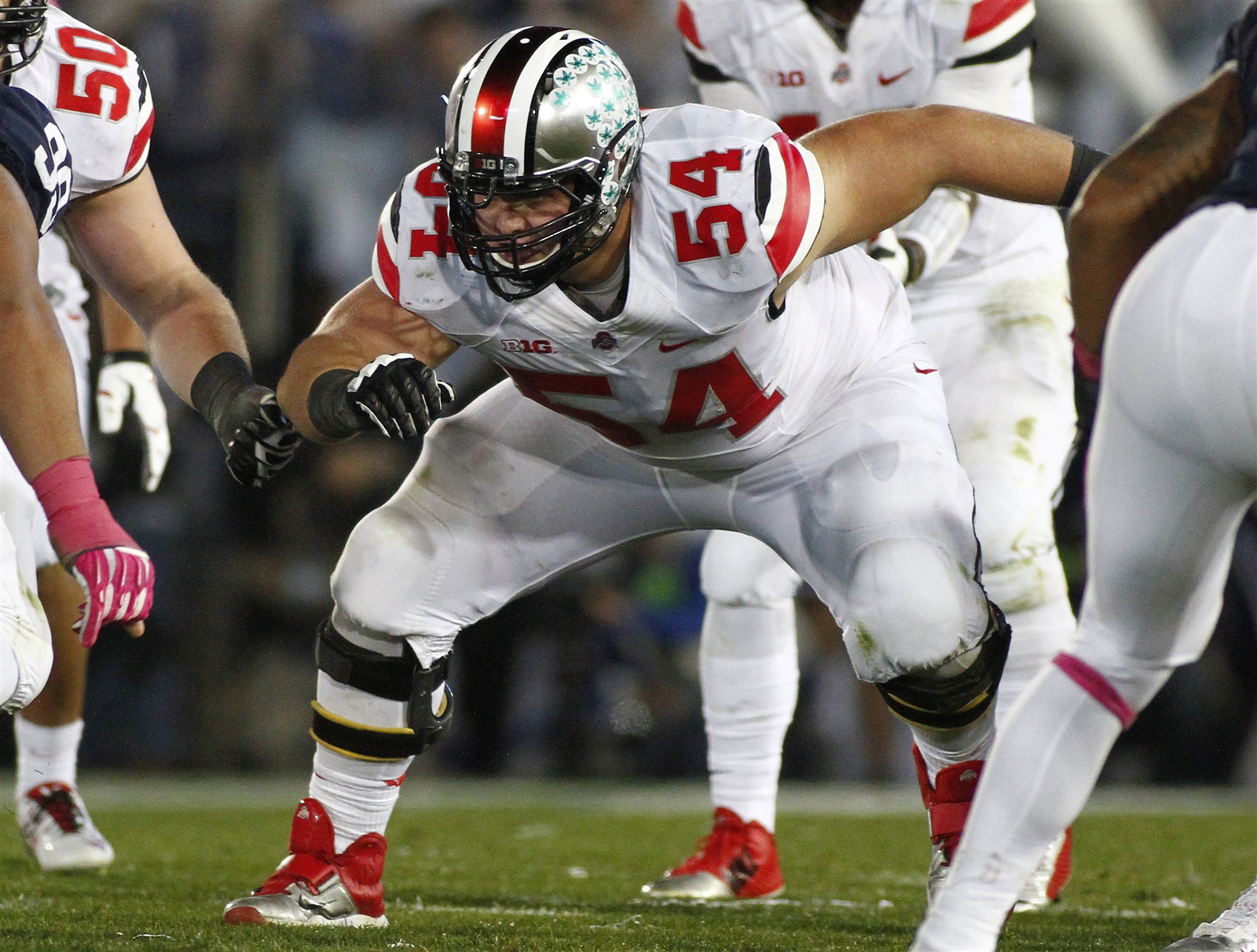 Lance Zierlein of NFL.com: No. 21 - Billy Price, C, Ohio State: 'Price is a tremendously powerful drive blocker who can fill the void left by the injury to Eric Wood.'