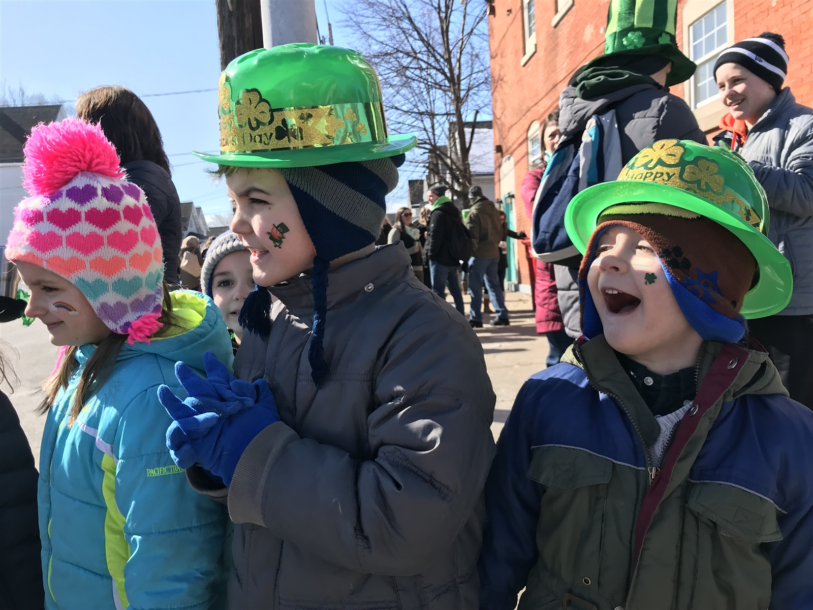 Old Neighborhood St. Patrick's Day parade