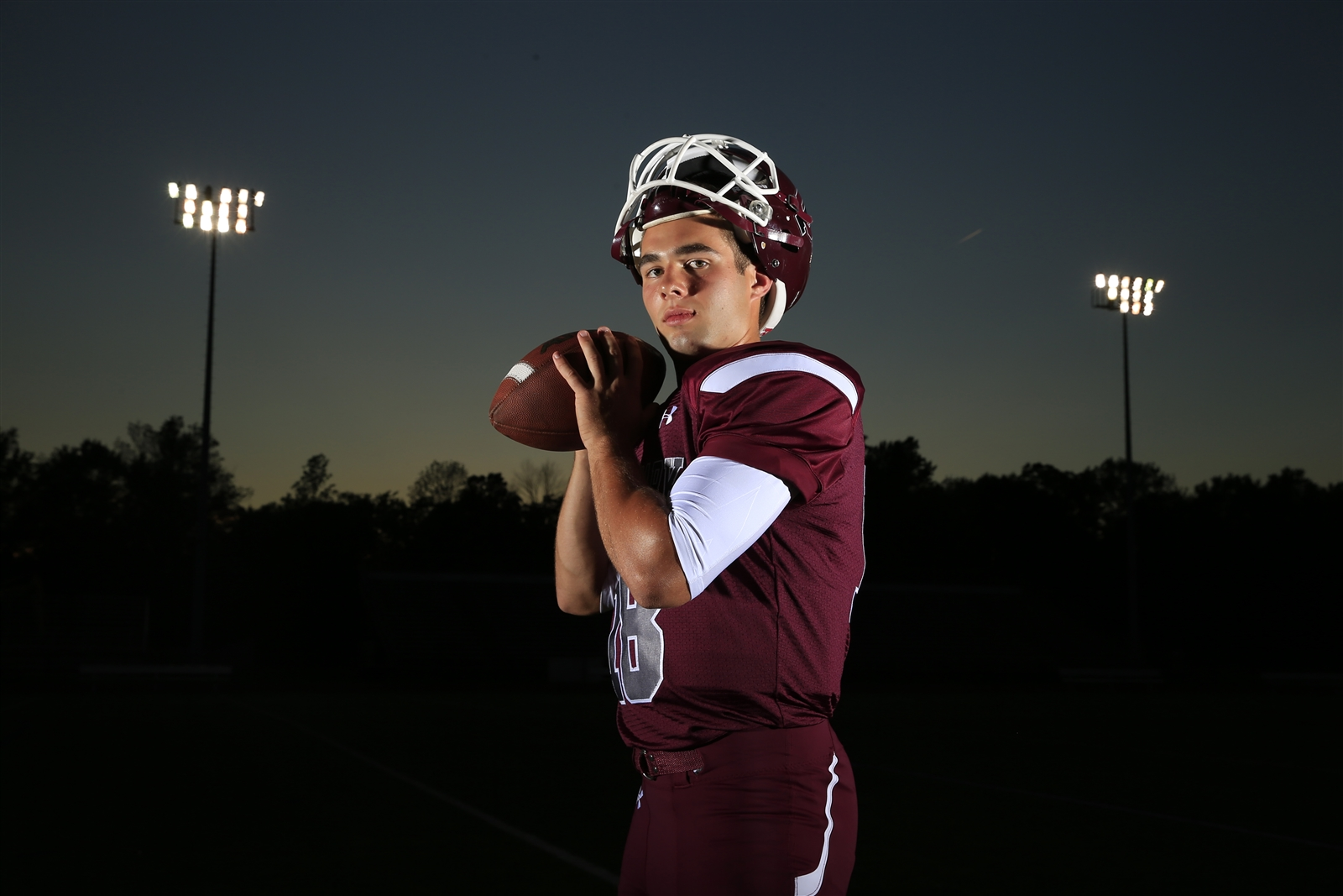 Dillon Janca, Orchard Park. The 5-foot-11, 185-pound senior has passed for 4,533 yards and 48 touchdowns, within reach of former Williamsville South quarterback Joe Licata's Western New York record of 6,671 career yards.