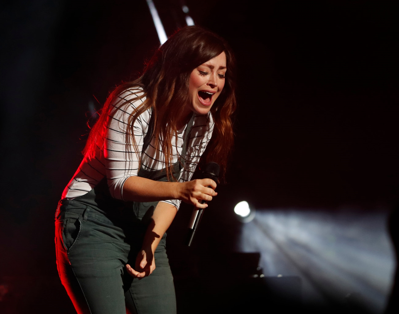 Contemporary Christian worship singer Kari Jobe headlines Thursday night.